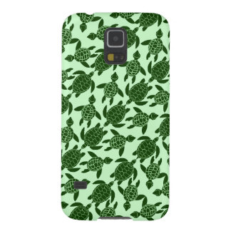Green Sea Turtle Pretty Animal Pattern Galaxy S5 Case