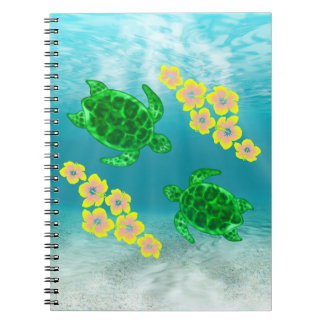 Green Sea Turtles Notebook