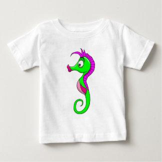 Green Seahorse Tshirt