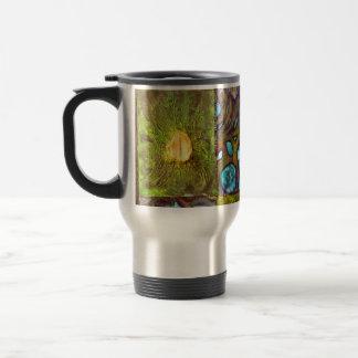 Green Seeds Travel Mug