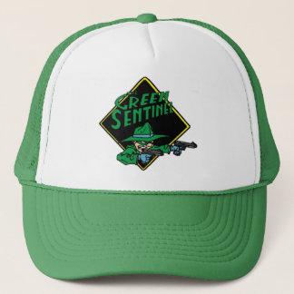 Green Sentinel cap