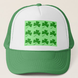 Green Shamrock Hat