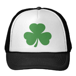 green shamrock st. patrick´s day hat