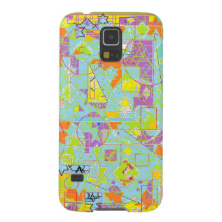 Green Shape Case For Galaxy S5
