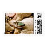 Green Shard Stamp
