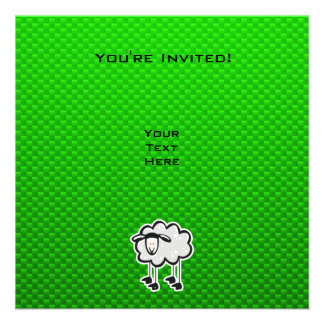 Green Sheep Announcements