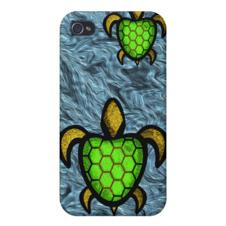 Green Shell Turtle iPhone 4 Speck Case Cases For iPhone 4