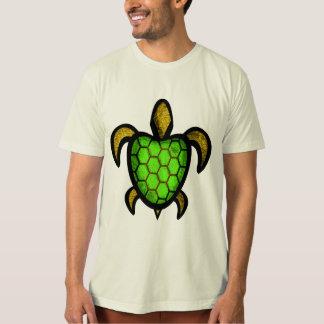 Green Shell Turtle T-Shirts
