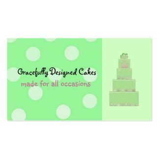 Green Sherbet Business Card