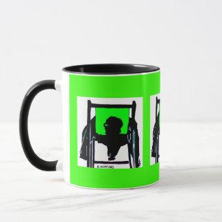 Green Siesta Mug