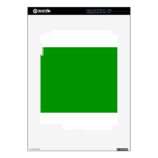 Green Skin For iPad 2
