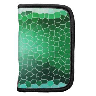 Green Skin Mini Planner