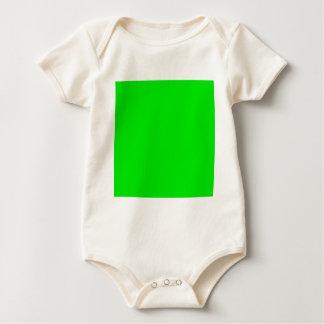 Green Skins Baby Bodysuit