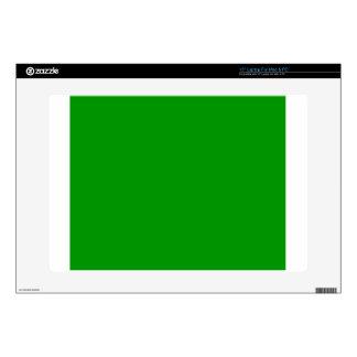 """Green Skins For 15"""" Laptops"""