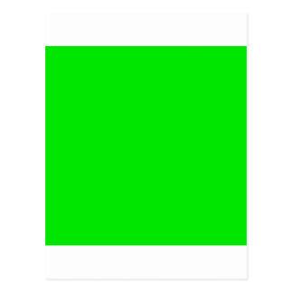 Green Skins Postcard