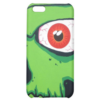 Green Skull iPhone 4/4s Speck Case iPhone 5C Cases