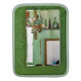 Green Sleeve For iPads