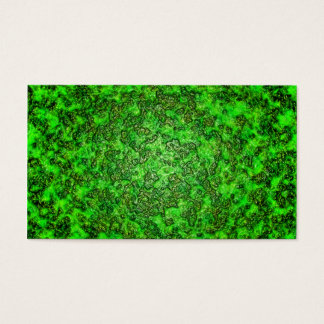 Green Slime Business Card
