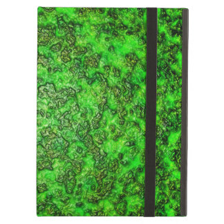 Green Slime iPad Air Case