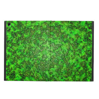 Green Slime iPad Air Covers