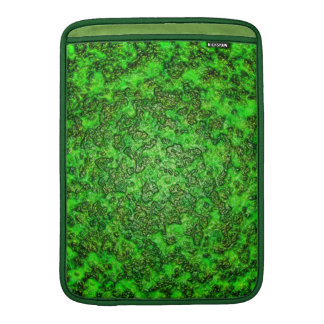 Green Slime MacBook Sleeves