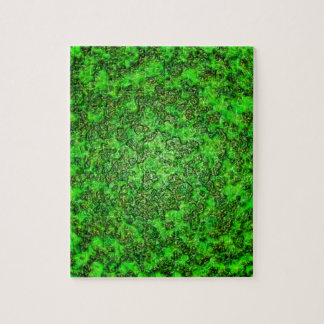 Green Slime Puzzles