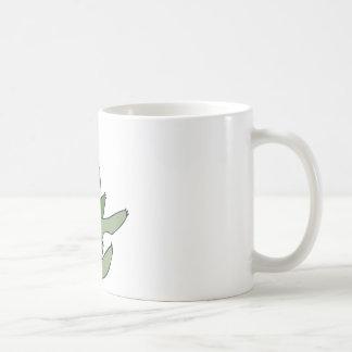 Green Sloth Coffee Mug