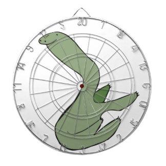 Green Sloth Dartboard