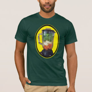 Green Smoothie #1 -yellow T-Shirt