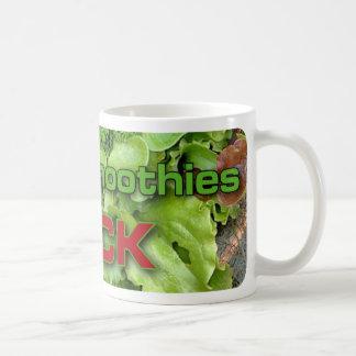 Green Smoothies Rock Coffee Mug