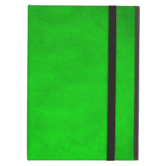 Green Smudge iPad Air Cover