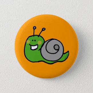 Green snail button