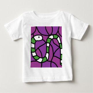 Green snake baby T-Shirt