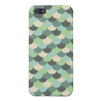 Green Snake Scales Vector Art Cases For iPhone 5