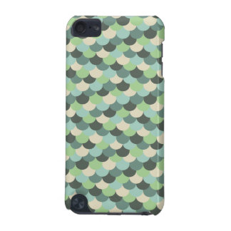 Green Snake Scales Vector Art iPod Touch 5G Case