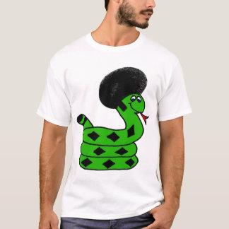 Green Snakefro T-Shirt