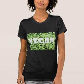 Green Snap Beans Vegan Organic and Fresh T-Shirt