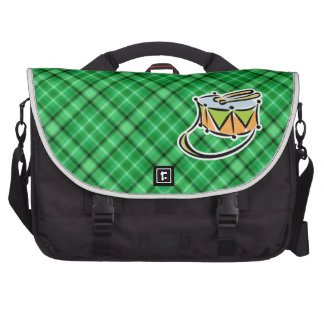 Green Snare Drum Bags For Laptop