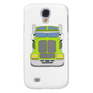 green snot truck samsung galaxy s4 cover
