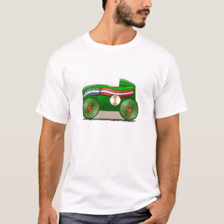 Green Soap Box Car Apparel T-Shirt
