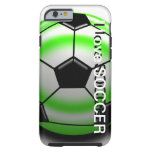 Green Soccer Ball iPhone 6 case iPhone 6 Case