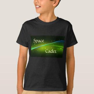 Green Space Fractal T-Shirt