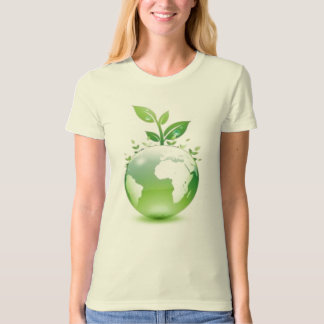 Green Spaces Project Tee Shirt