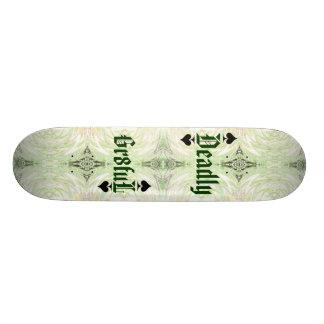 green spade skateboard