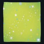 """Green Sparkle Bandana<br><div class=""""desc"""">Green Sparkle Bandana</div>"""