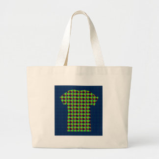 GREEN Sparkle Crystal Healing Light GIFTS GREETING Canvas Bag