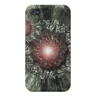 Green Sparkle iPhone 4/4S Case