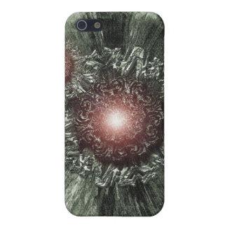 Green Sparkle iPhone SE/5/5s Case