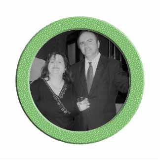 green speckel frame photo cut out