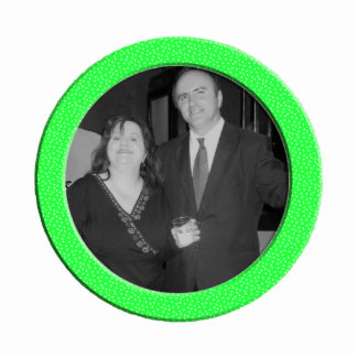 green speckel frame photo cut outs
